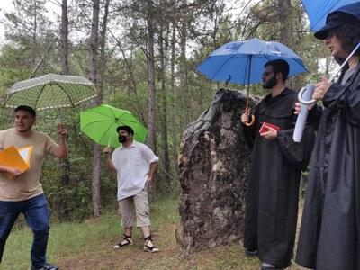 Visita guiada teatralitzada a la necròpolis neolítica del Llor